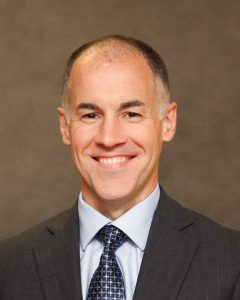 Patrick Lane, PERAs Chief Benefits Officer
